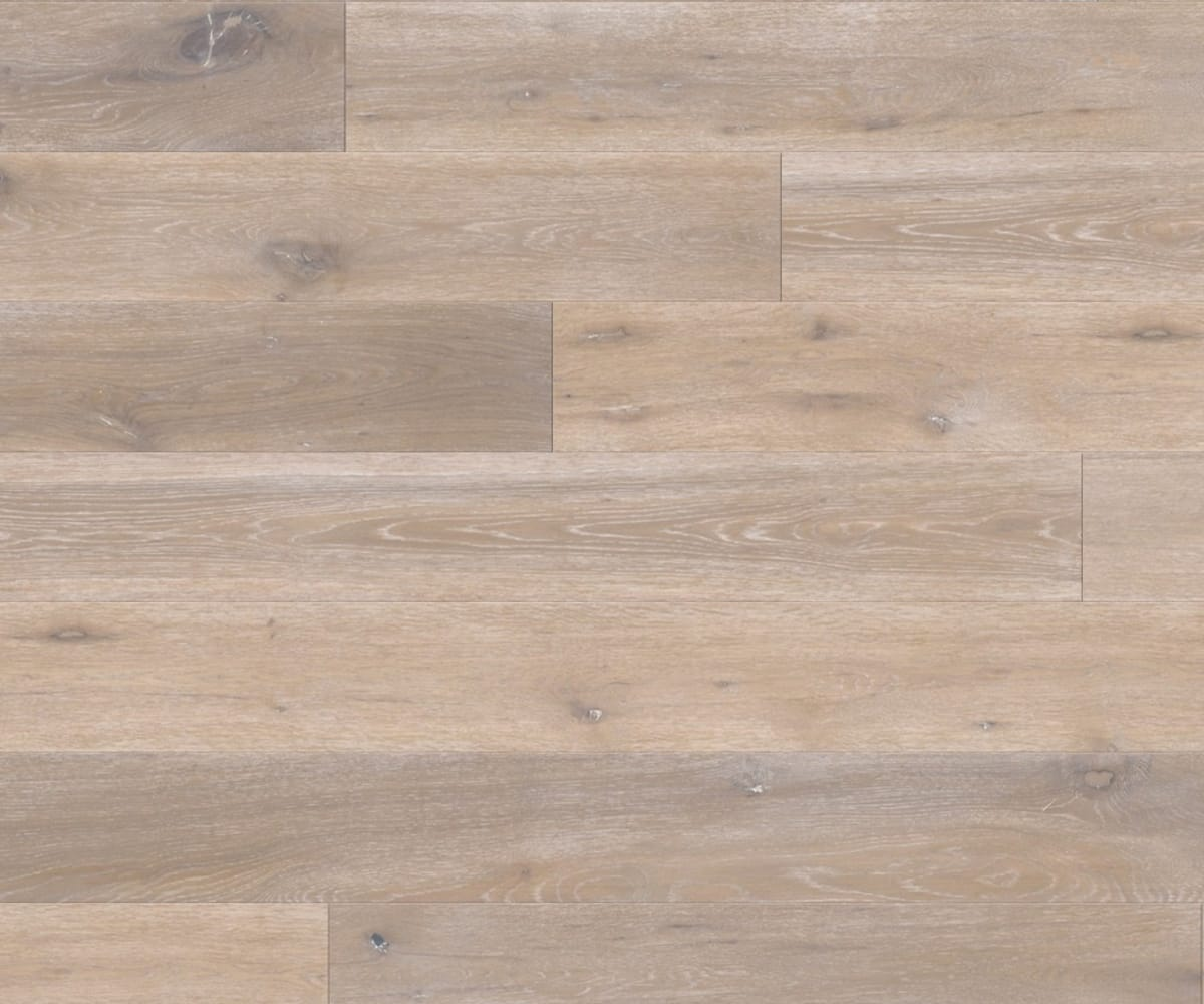 Bormio Oak Smoked Brushed Lacquered Engineered Hardwood Flooring