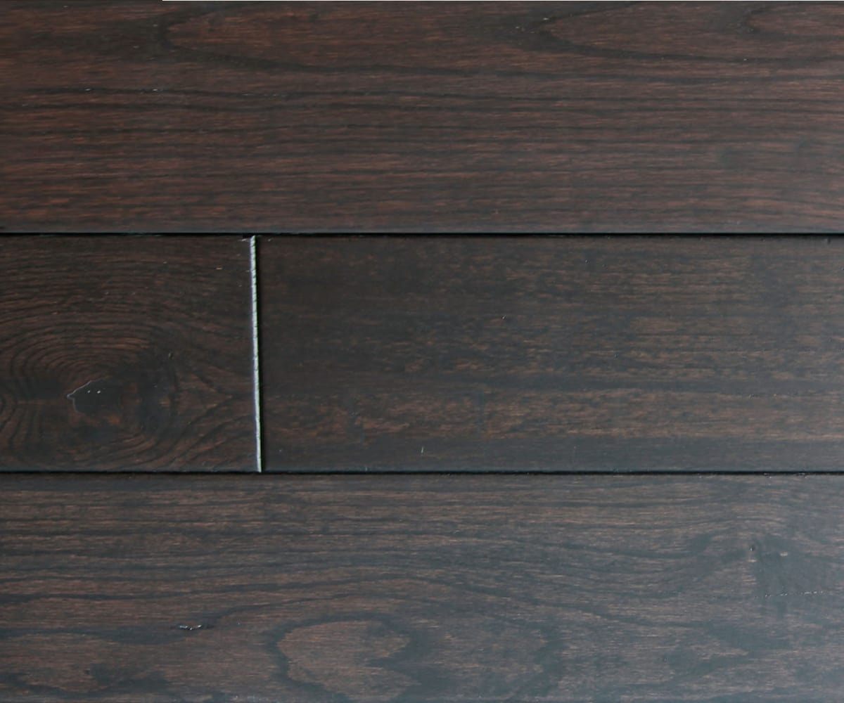 Ebony Solid Hardwood Flooring