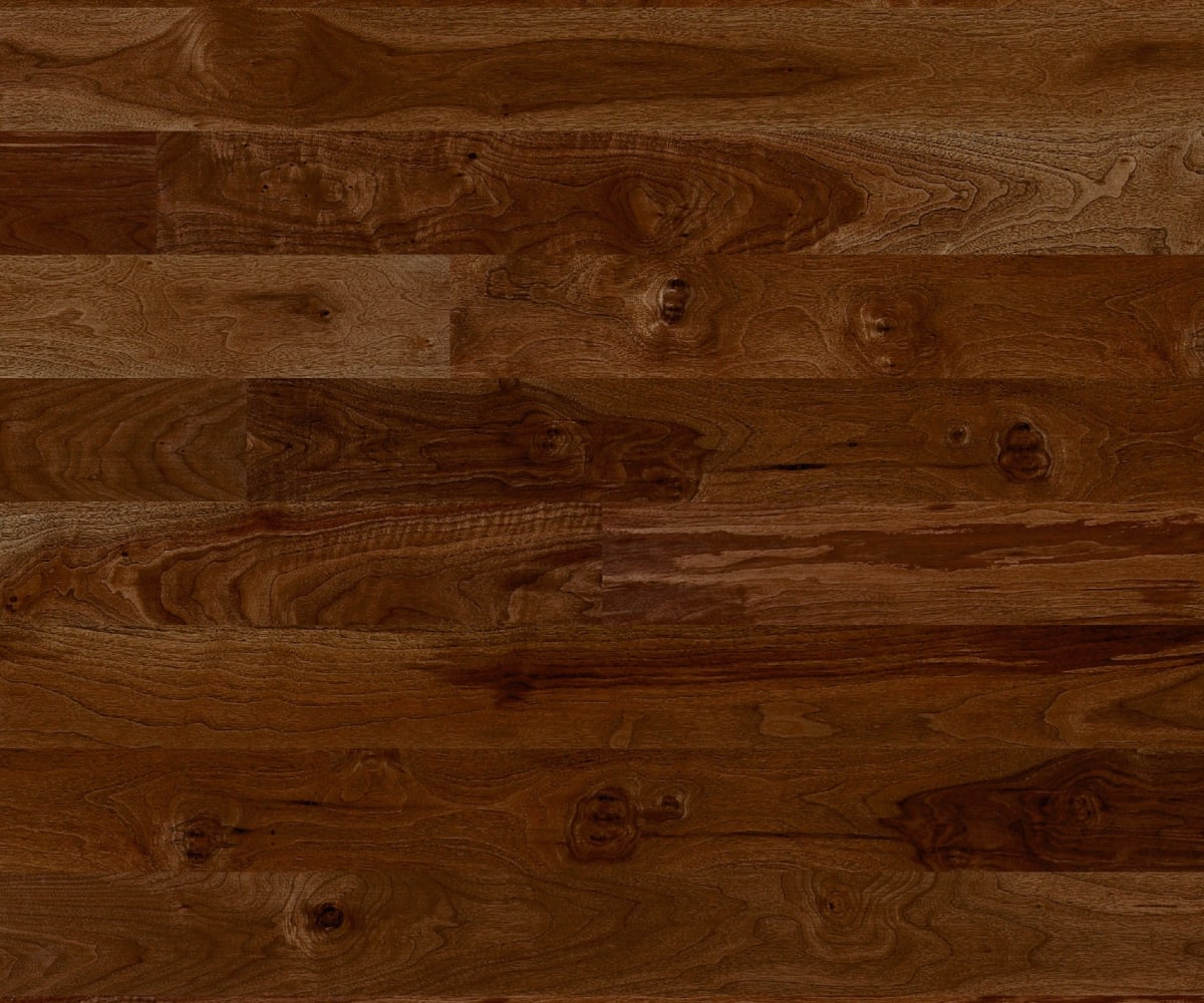American Black Walnut Hardwood Engineered Flooring