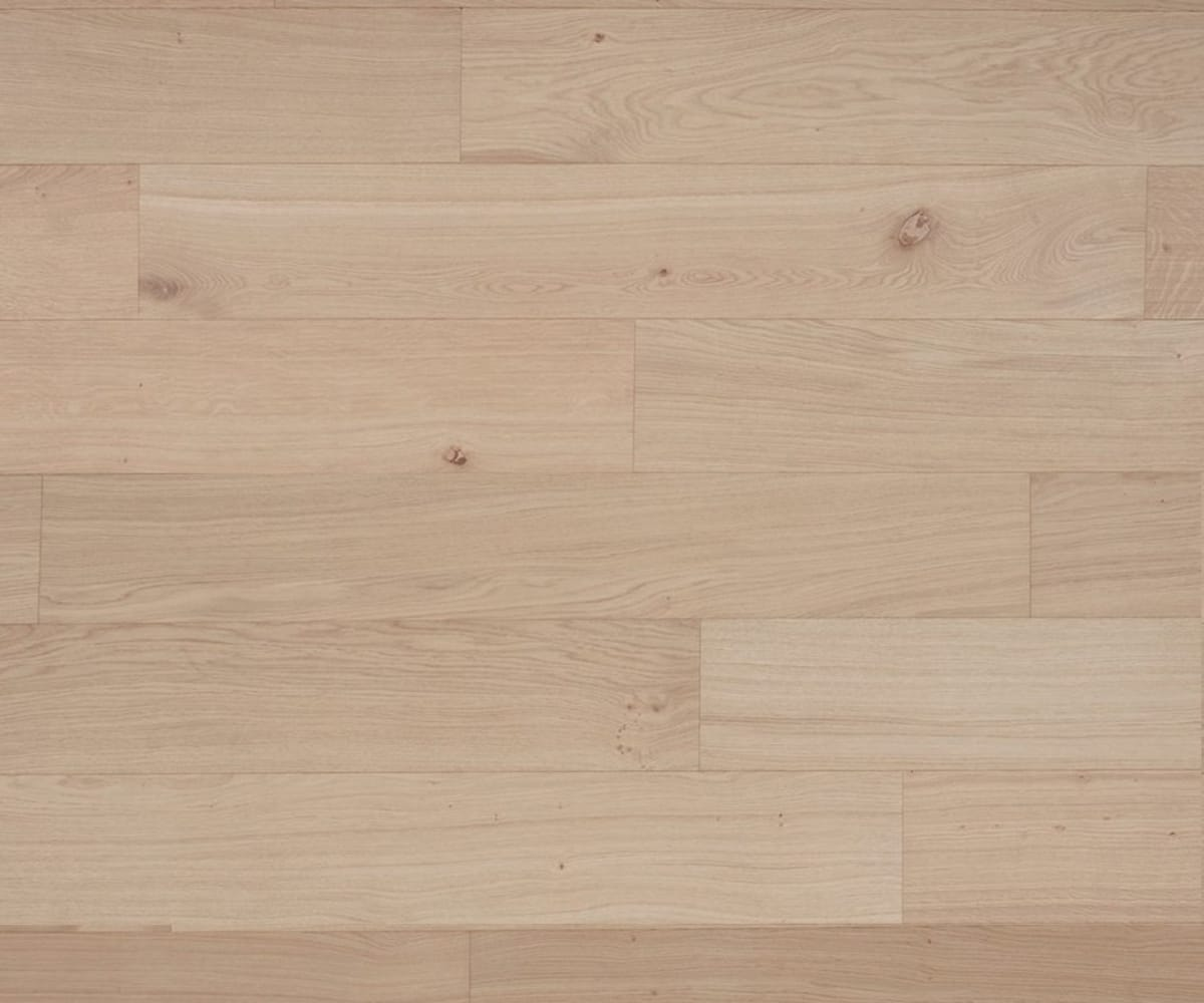 Raw Cotton Oak Bona Lacquered 189mm Engineered