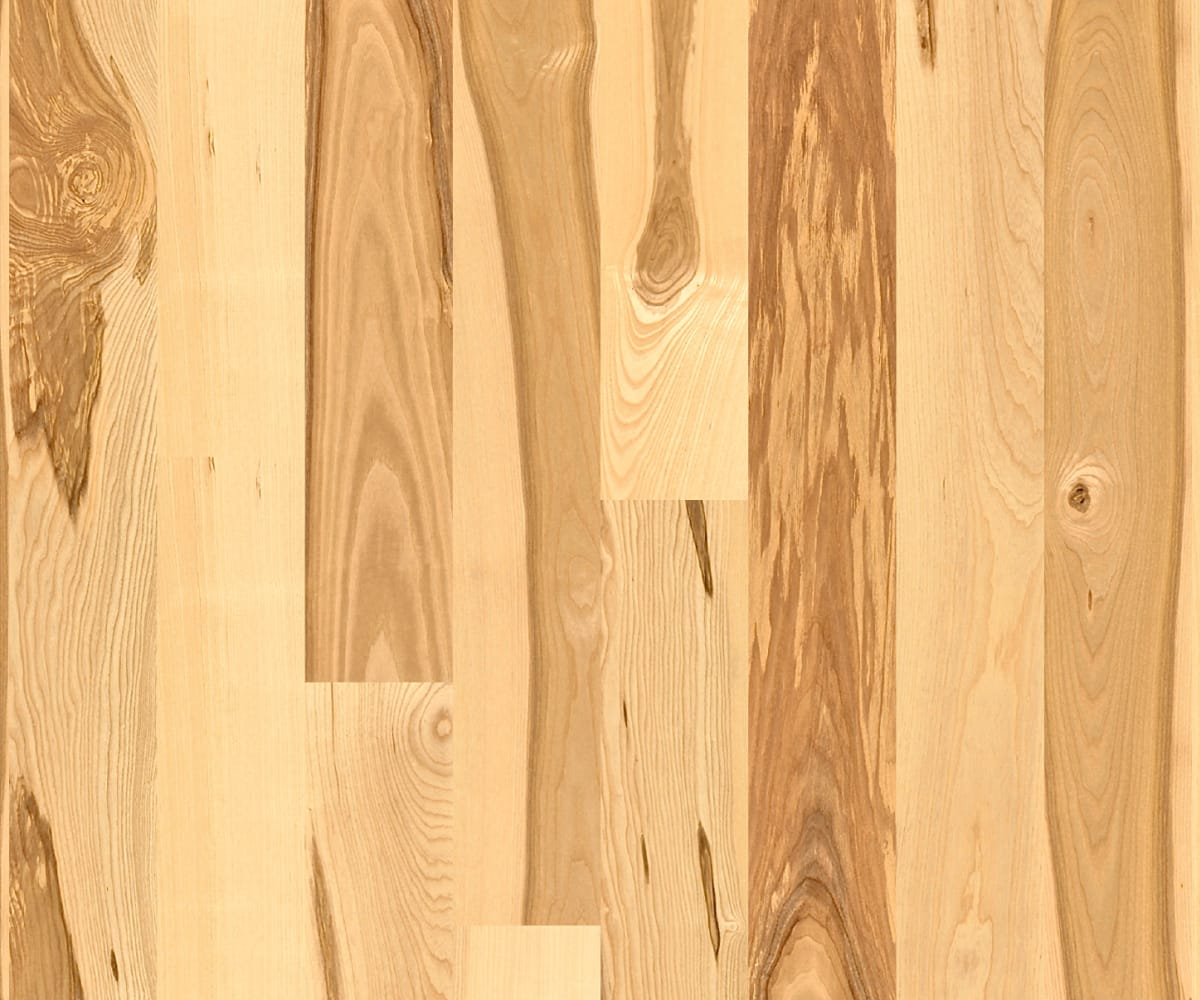Ash Single Plank Engineered Hardwood Flooring