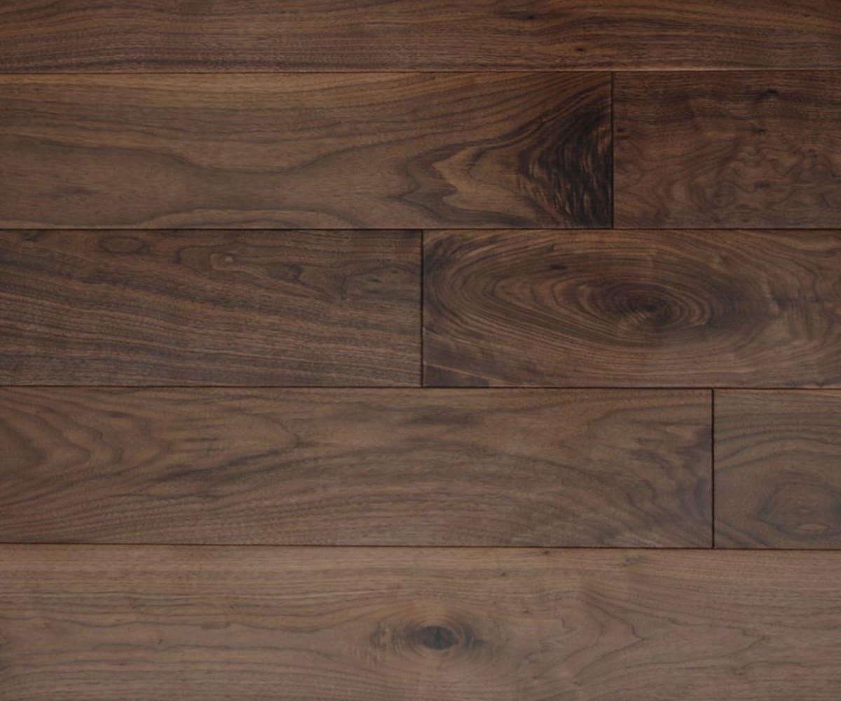 American Black Walnut 125mm Engineered Hardwood Flooring