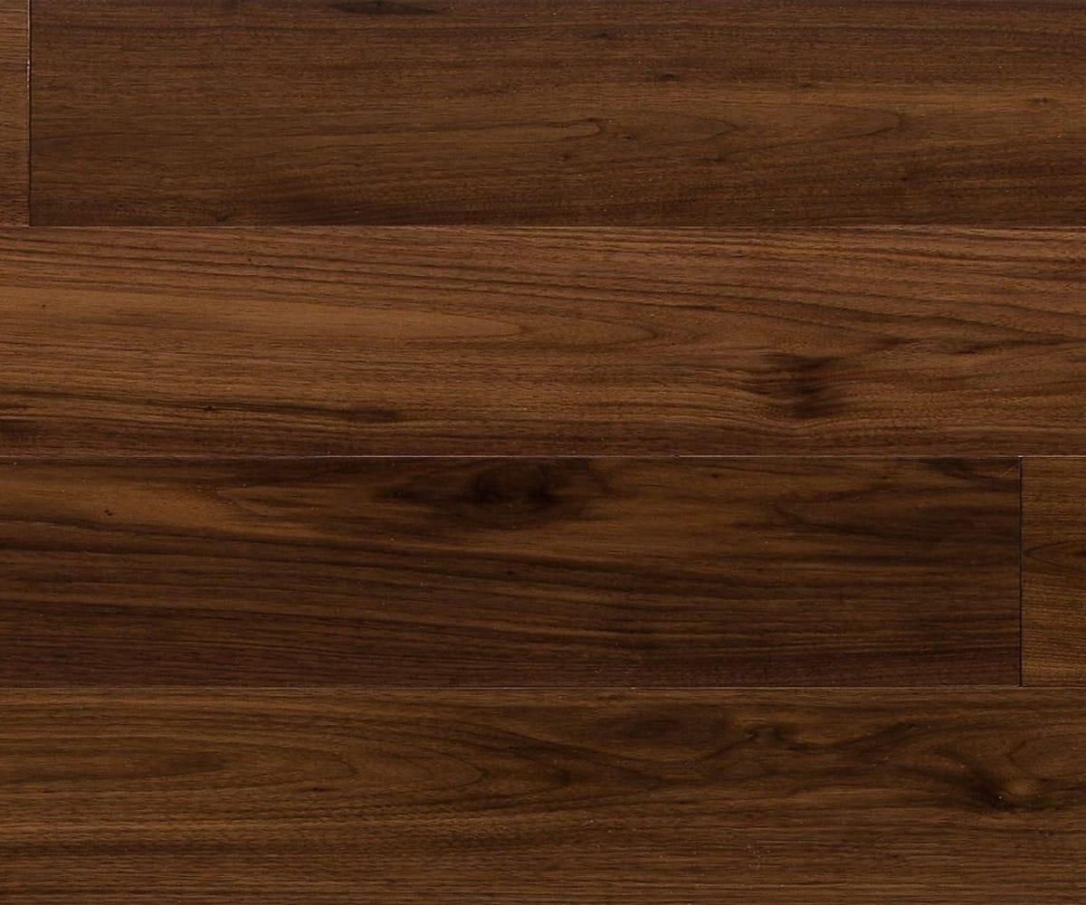 American Black Walnut 191mm Engineered Hardwood Flooring
