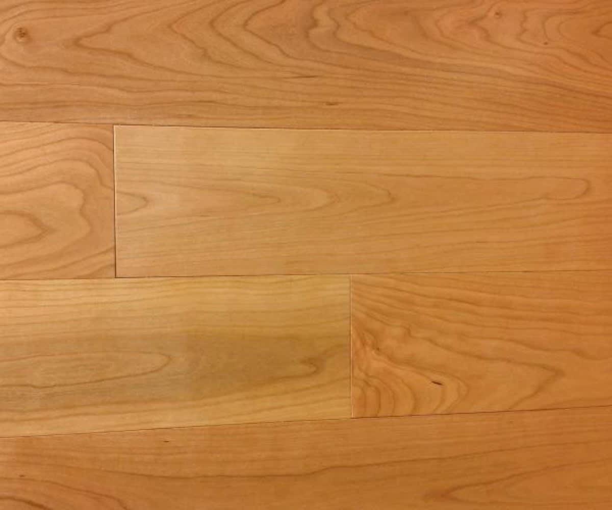Canadian Cherry Gloss Solid Hardwood Flooring