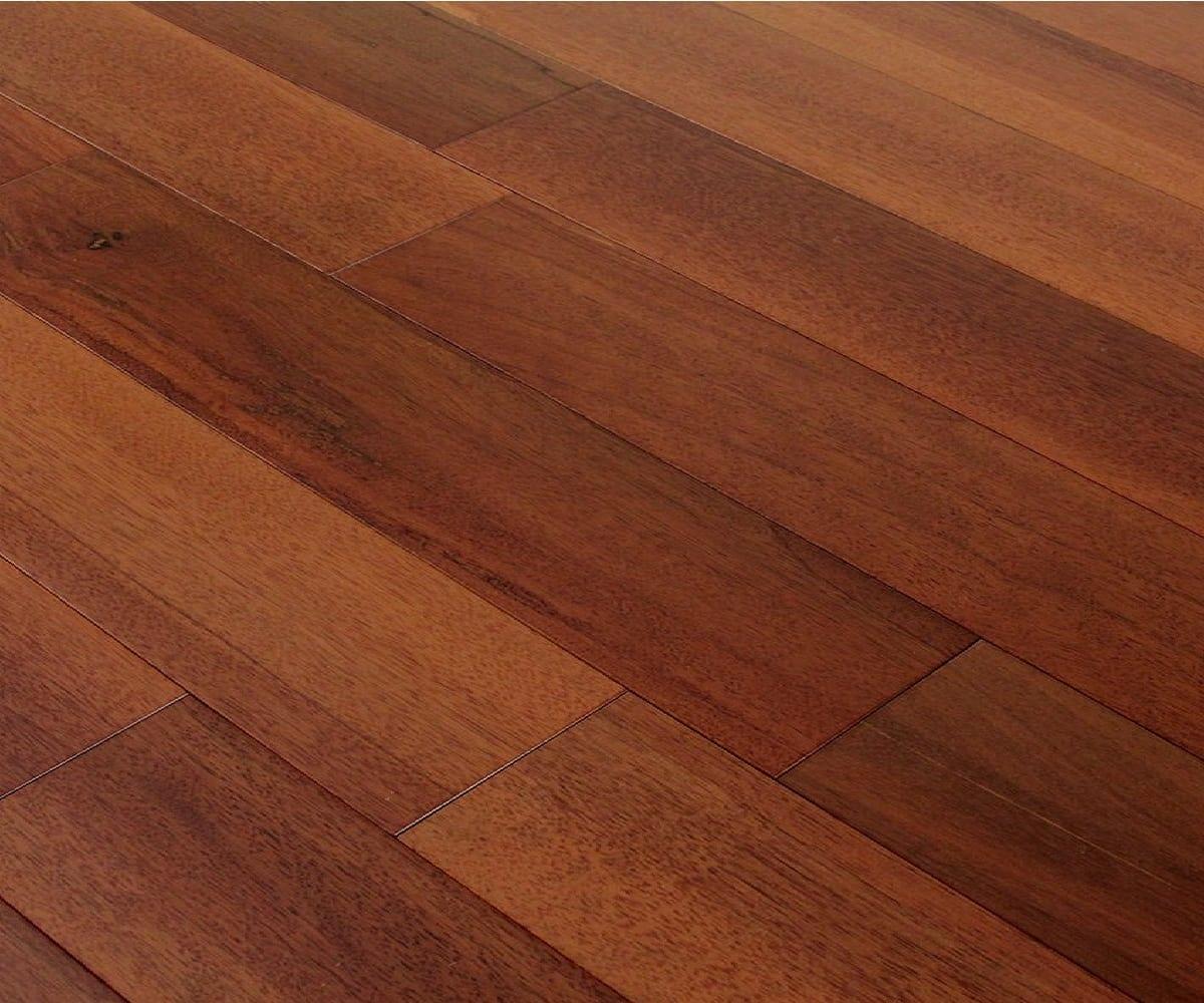 Merbau Lacquered Engineered Hardwood Flooring