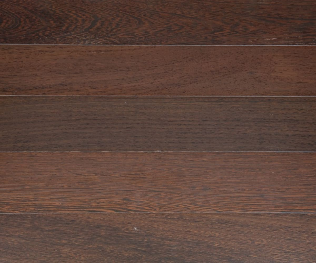 Wenge Lacquered Engineered Hardwood Flooring
