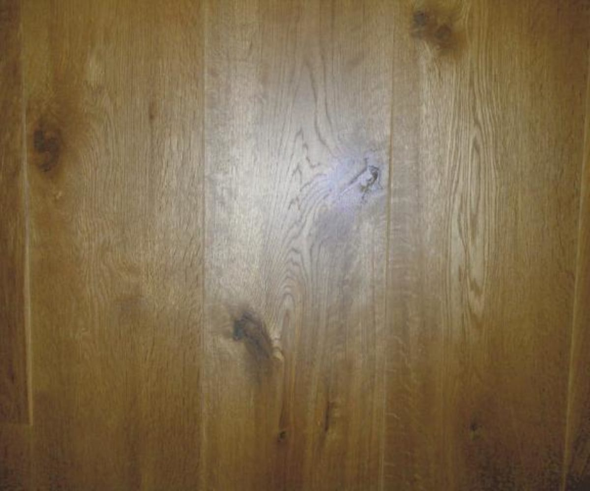 New Rocky Mountain Rustic Oak Smoked UV Oiled Engineered Hardwood Flooring