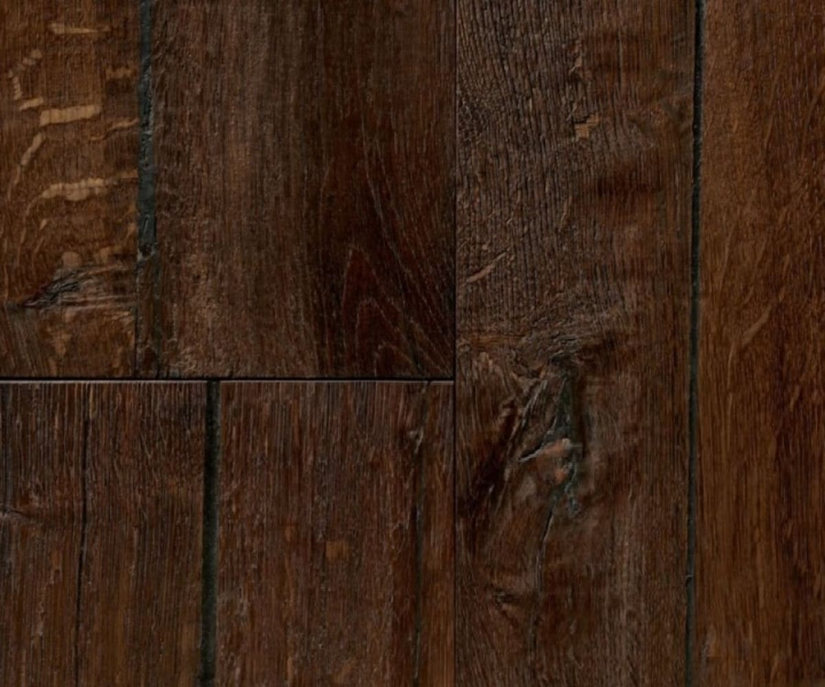 Tree Plank Smoked Oak Natural Oiled Engineered Hardwood Flooring