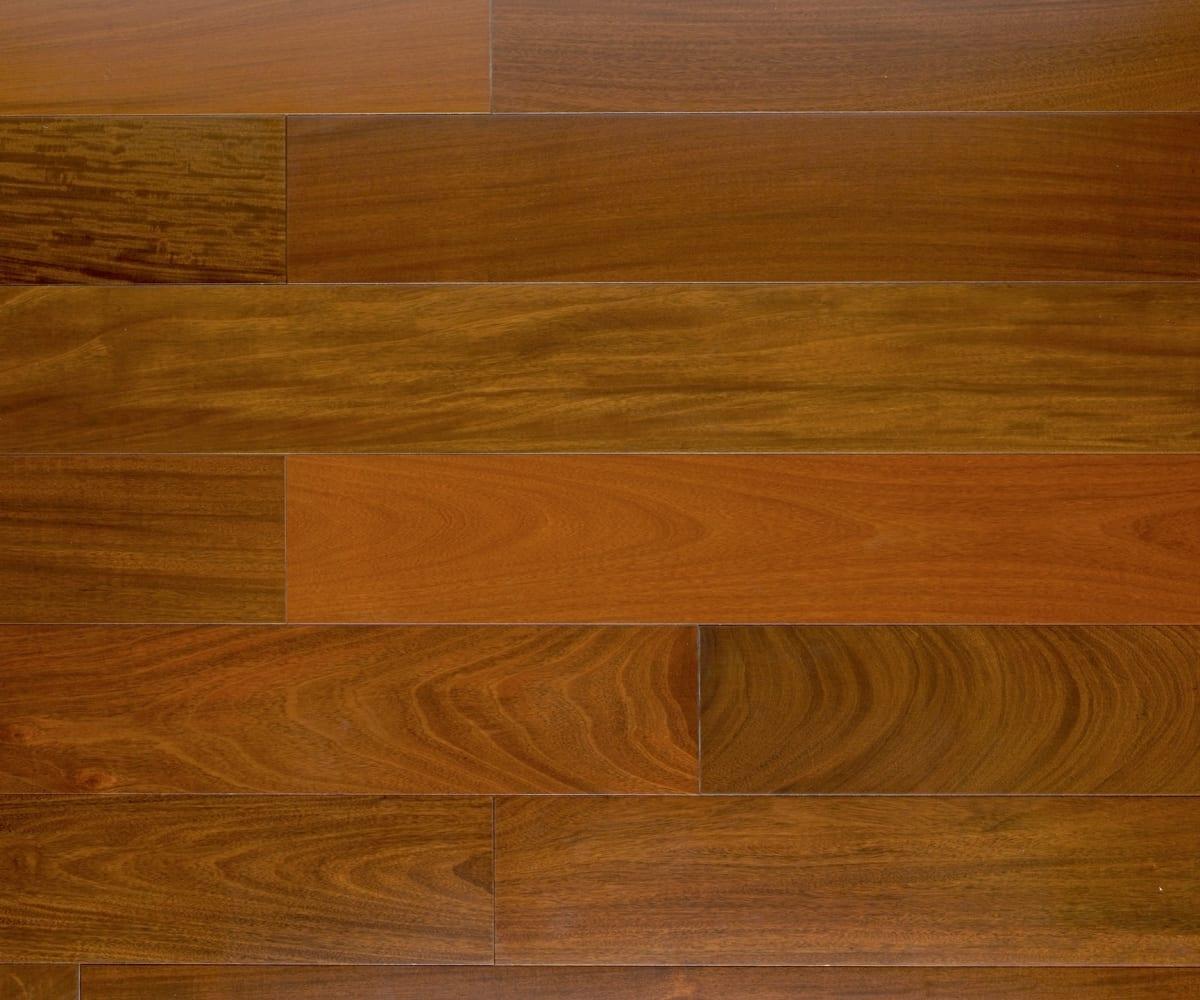 Lapacho / Ipe Solid Hardwood Flooring (Brazilian Walnut)