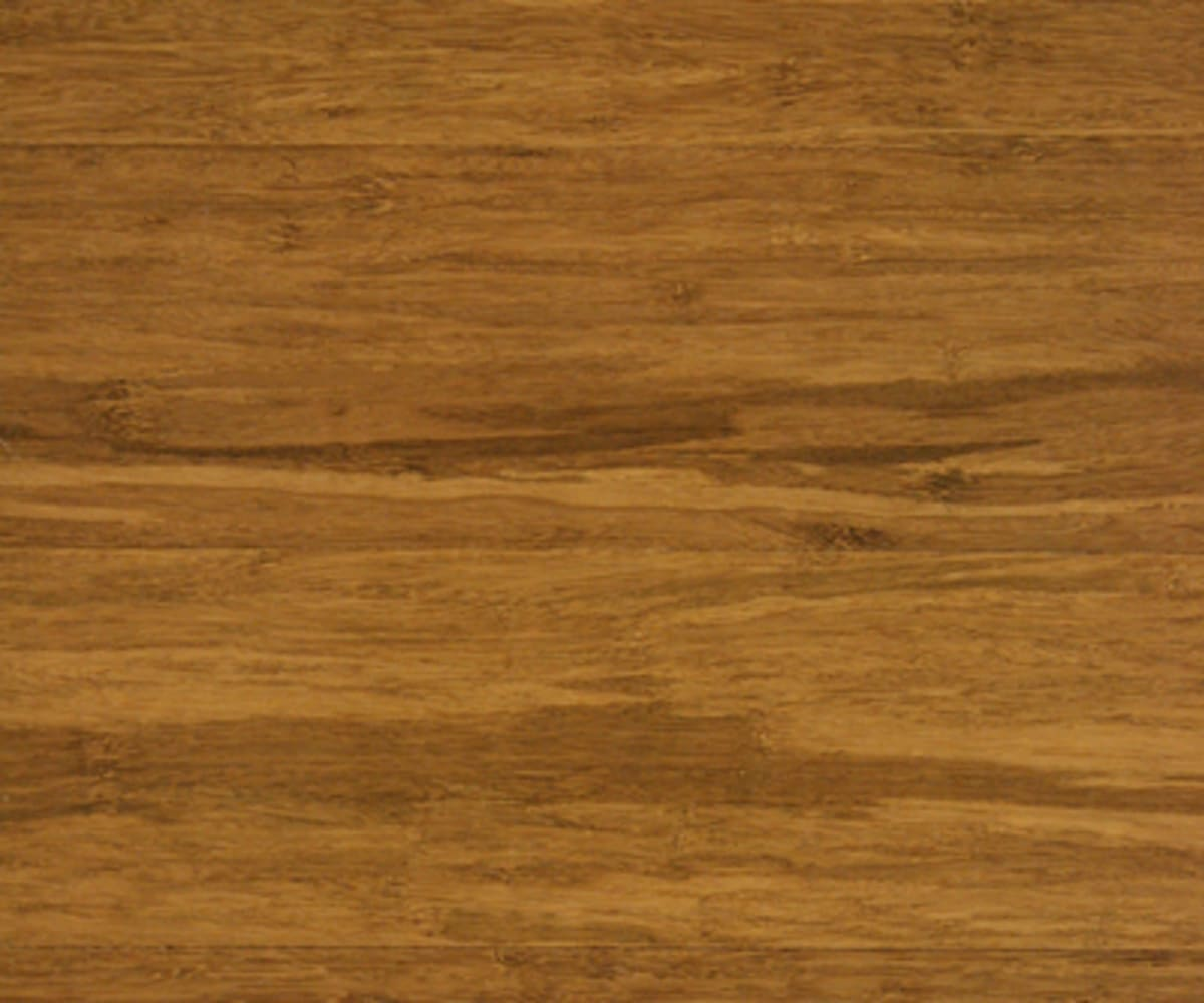Coffee Strand-Woven Bamboo Uniclic Solid Wood Flooring