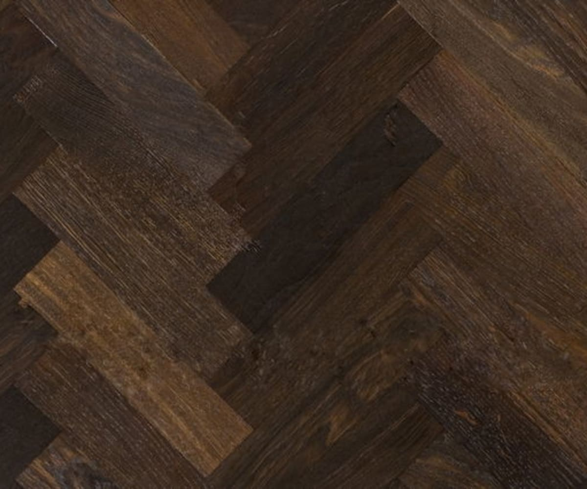 Oak Prime Dark Fumed Parquet