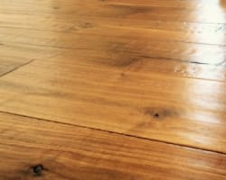 Wood Flooring Waxed Oils
