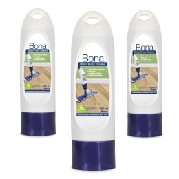 Bona Spray Mop Refil TRIPLE PACK