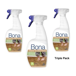 Bona Oiled Floor Cleaning Spray TRIPLE PACK