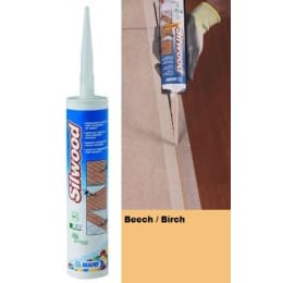 Mapei Silwood Cartridge Birch / Maple Wood Flooring Sealant - 310ml