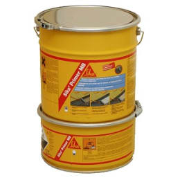 Sika MB Epoxy Wood Floor Primer / Moisture Barrier 2 Component 10kg