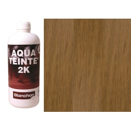 Blanchon Aquateinte 2K LIGHT OAK Wood Flooring Stain 1L