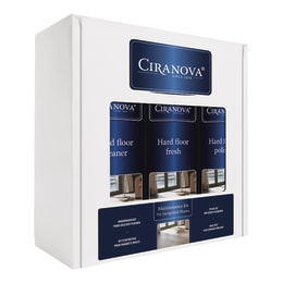 Ciranova Lacquered Floor Maintenance Kit