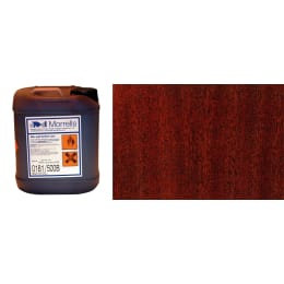 Morrells Light Fast Stain 5L New Rosewood Wood Flooring Stain 0181/500 (1L=8m2 per coat)