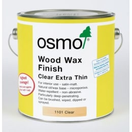 OSMO 1101 Clear Extra Thin Wood Flooring Primer 2.5L