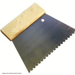 Bona Adhesive Trowel for Wood Flooring Adhesive
