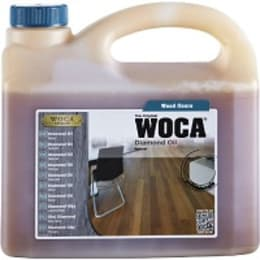 WOCA Diamond Wood Flooring Oil WHITE 2.5L