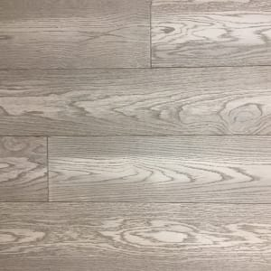 Valmiki Silver Grey Washed Oak Brushed UV Matt Lacquer Engineered Hardwood Flooring