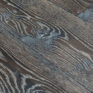 Furnace Iron Oak Distressed & UV Oiled Oak Engineered Hardwood Flooring