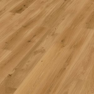 Tolworth Oak Brushed & Natural Oiled Wide Board Engineered Hardwood Flooring