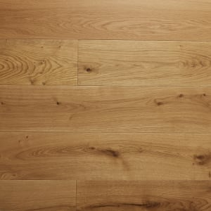 French Barn European Natural Oak Heavy Duty UV Oiled 180mm Engineered