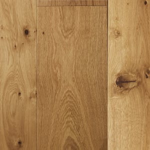 French Barn European Multi-Width Natural Oak Heavy Duty UV Oiled 150mm-190mm-240mm Engineered