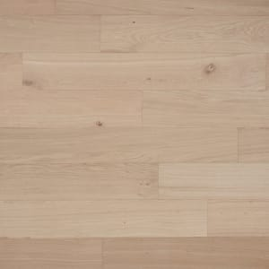 Raw Cotton Oak Invisible Lacquered 189mm Engineered