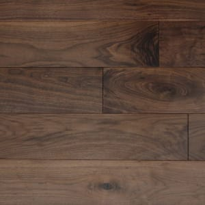 American Black Walnut 125mm Engineered Hardwood Flooring