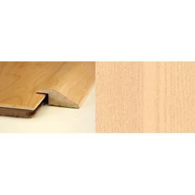 Maple Ramp Bar Flooring Profile 13mm Rebate Solid Hardwood 2.4m