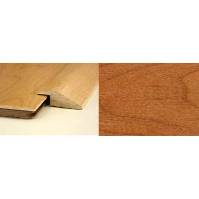 Cherry Ramp Bar Flooring Profile 13mm Rebate Solid Hardwood 2.4m