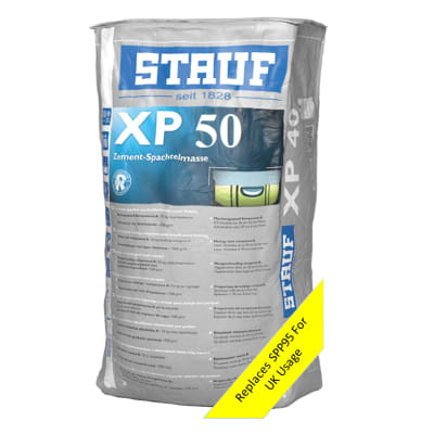 Stauf XP50 (SPP95) Wood Flooring Levelling Compound 20kg