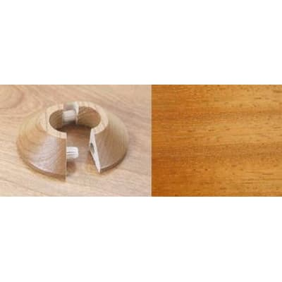 Iroko Solid Wood Pipe Roses