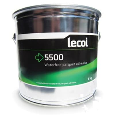 Lecol Rigid Wood Flooring Adhesive 5500 6kg