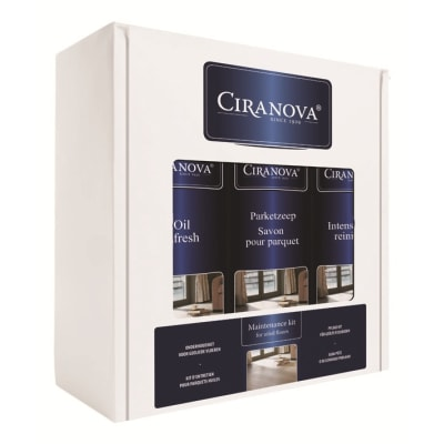 Ciranova Oiled Wood Floor Maintenance Kit