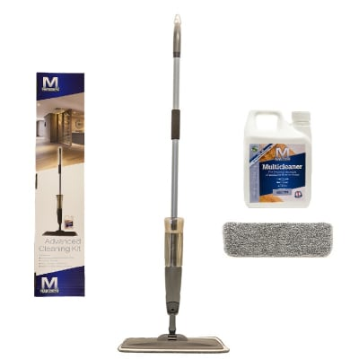 Advance Spray Mop Kit for Wood Flooring