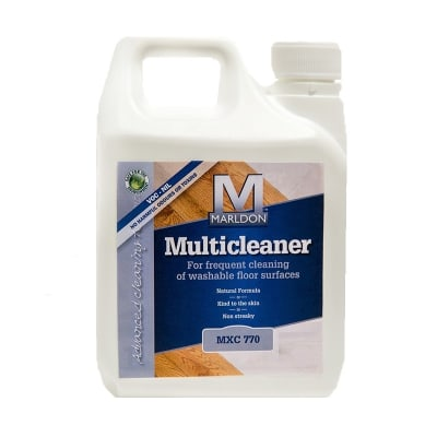 Marldon MXC770 Multi Wood Floor Cleaner 4L