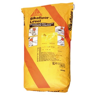 Sika Level 30 Wood Flooring Leveling Compound 25 Kg