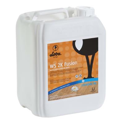 Lobadur Fusion 2k MATT Lacquer for Wood Flooring 5L (1L=9m2 Coat)