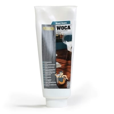 WOCA White Oil Maintance Paste 400ml (1L = 70m2)
