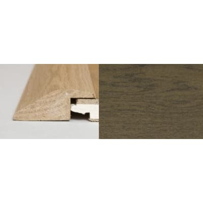 Coffee Oak Ramp Bar Flooring Profile Soild Hardwood 2m