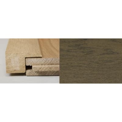 Coffee Oak Square Edge Solid Hardwood Flooring Profile 2m