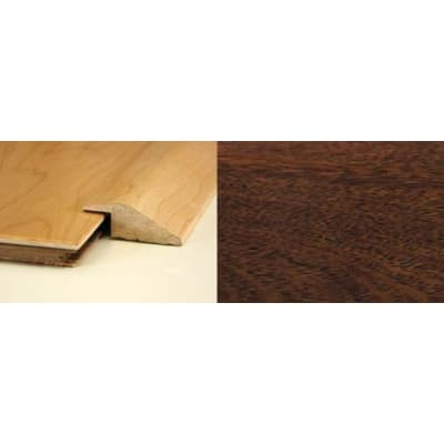 Merbau Unfinished Ramp Bar Flooring Profile Solid Hardwood 2.4m