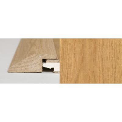 Oak Ramp Bar Flooring Profile Soild Hardwood 1m