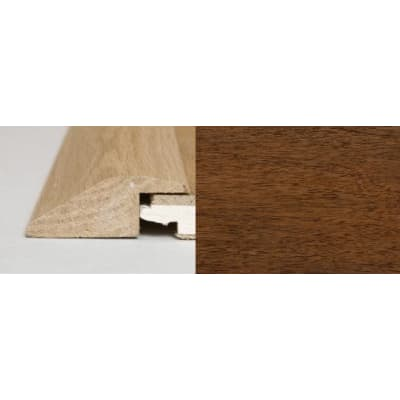 Light Walnut Ramp Bar Flooring Profile Soild Hardwood 2m