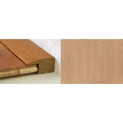 Beech Square Edge Soild Hardwood Flooring Profile 1m